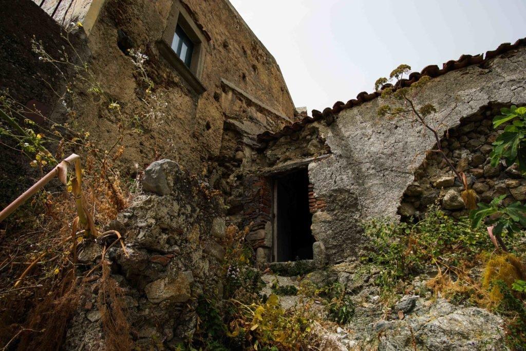 Старый дом в Савоке