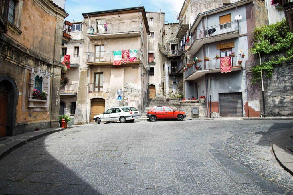 Улица в Кастильоне