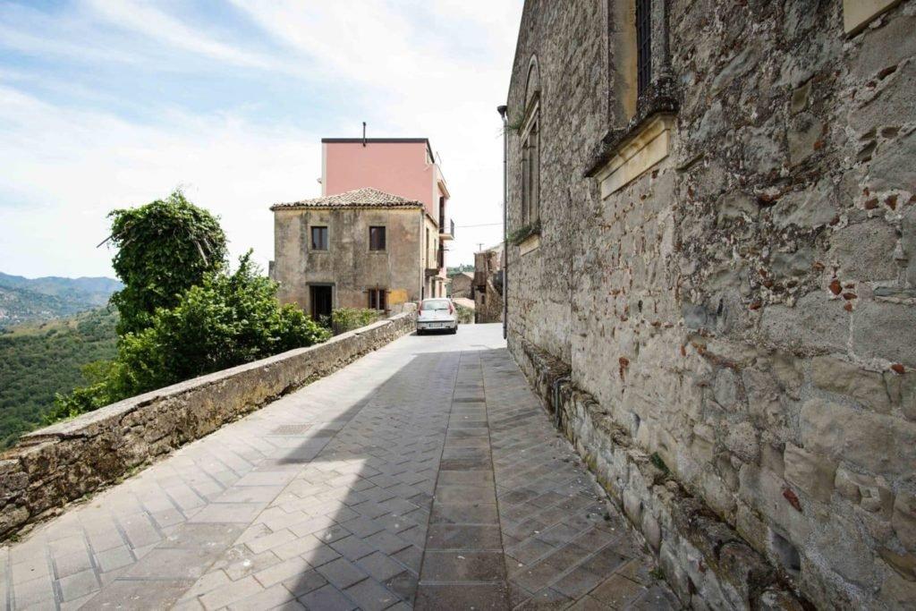 Castiglione mountain village