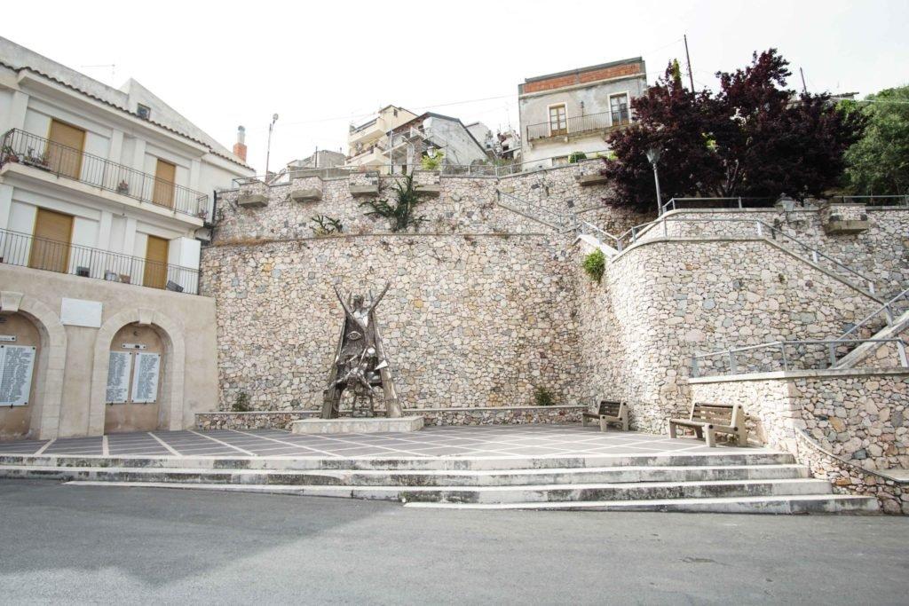 Монумент падшим