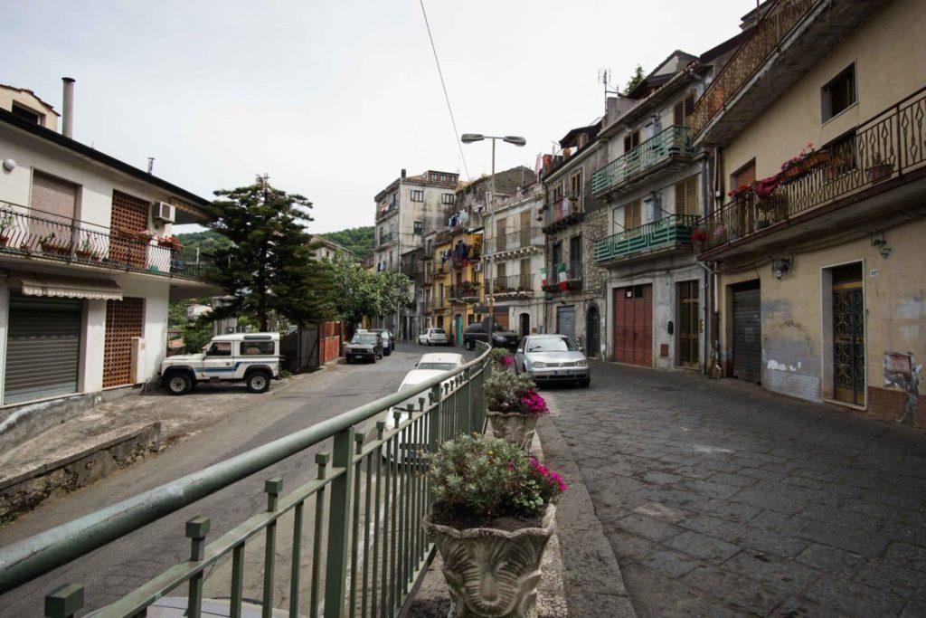 Castiglione di Sicilia borgo