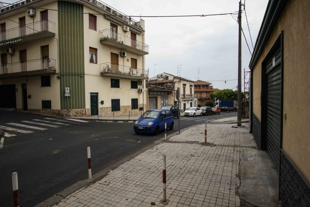 Aci Castello улица Dietro le Mura