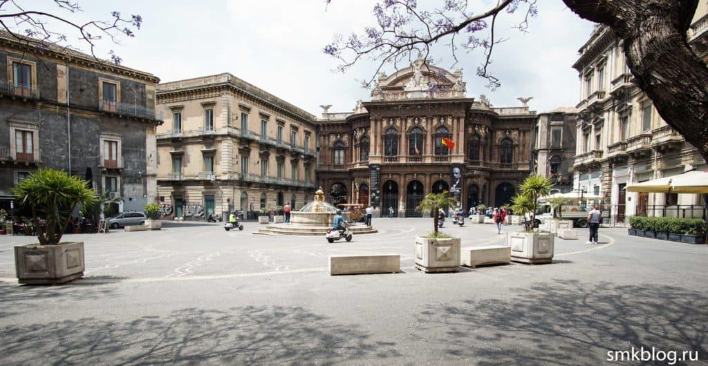 Piazza Vincenzo Bellini