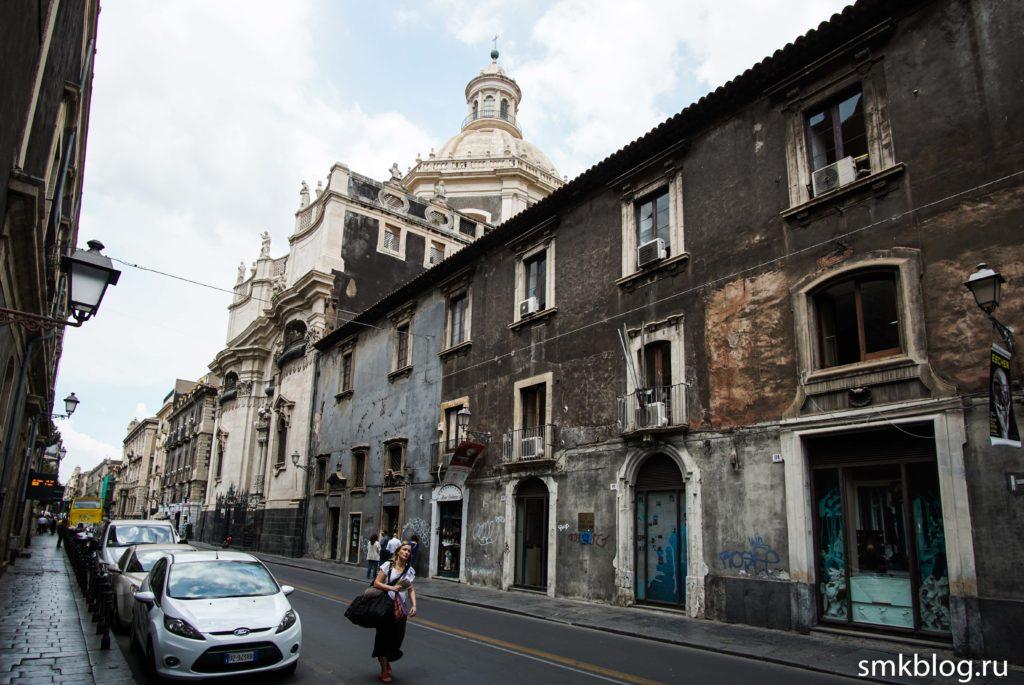 Улица Катании