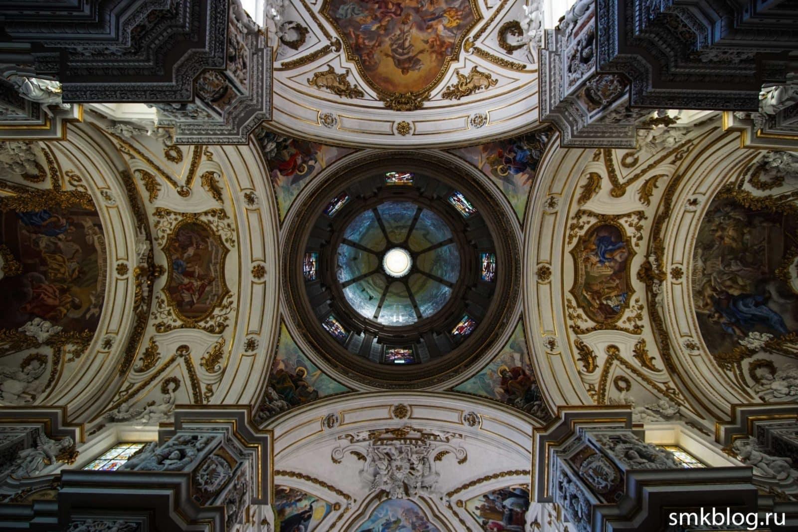 Церковь Джесу Палермо