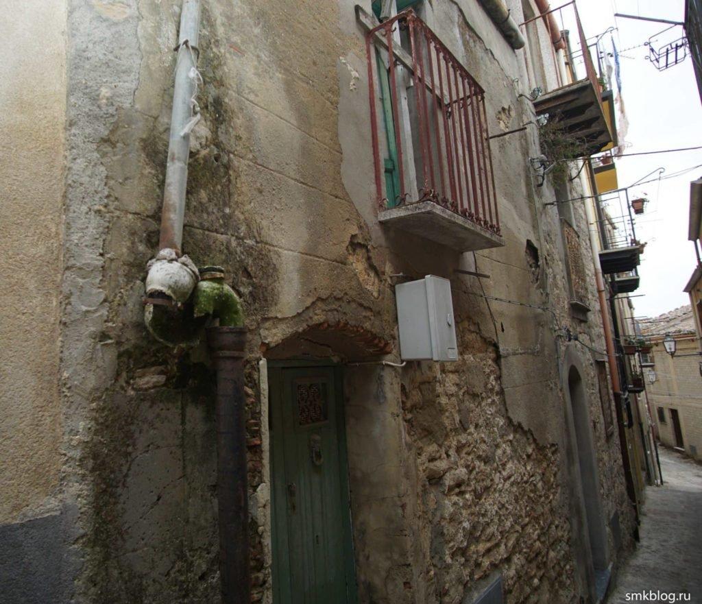 Бесплатный дом в Сицилии