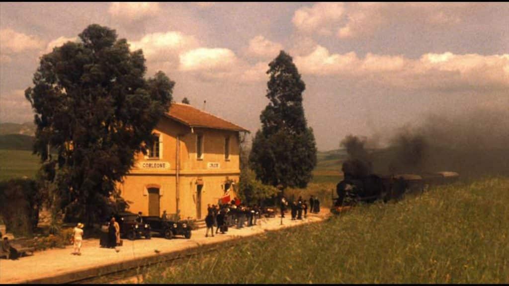 Corleone stazione