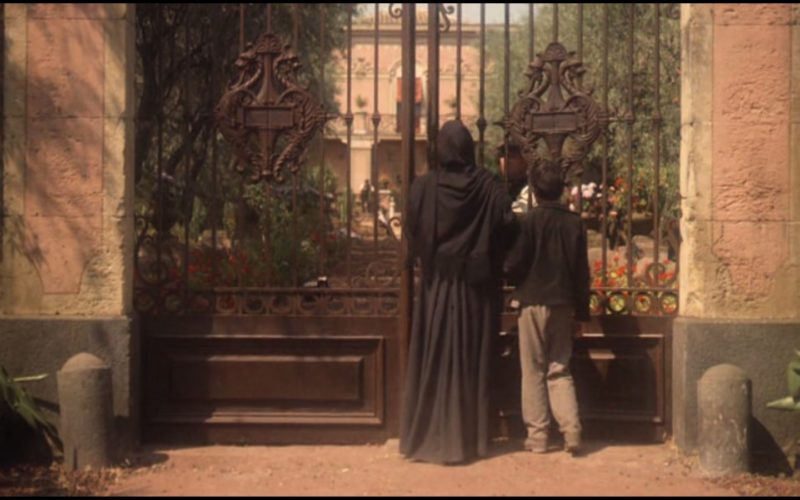 Крестный отец на Сицилии. Места съемки.
