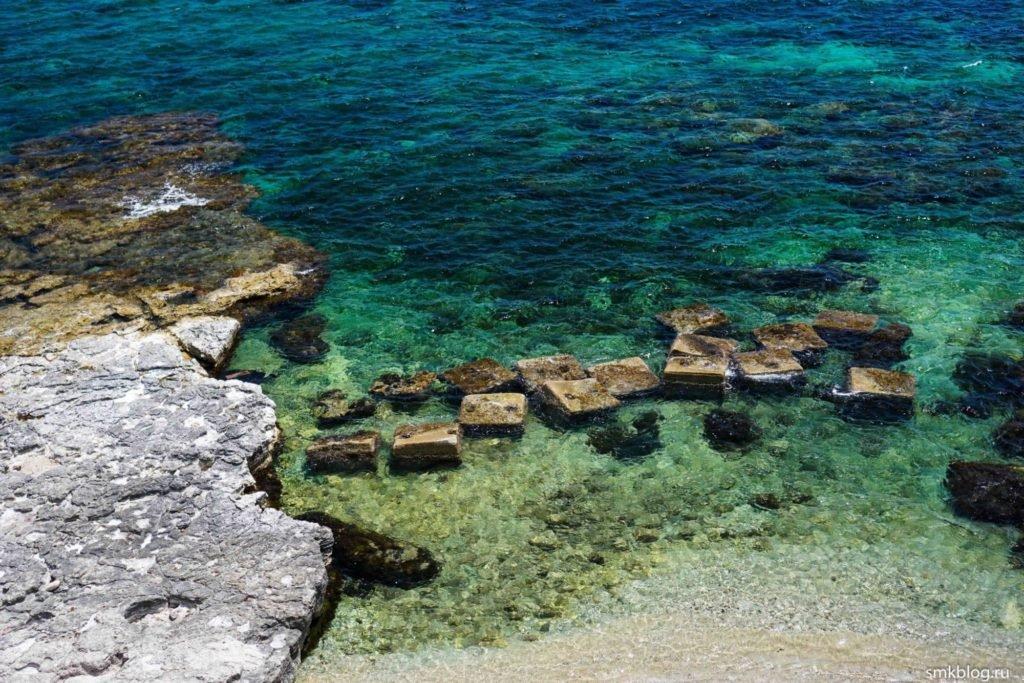Сиракуза море