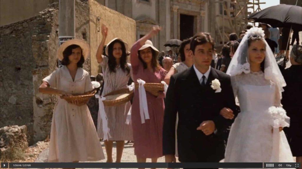 Свадьба Майкла Корлеоне