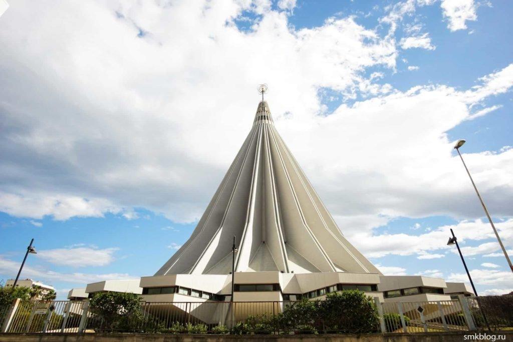 Церковь плачущей мадонны