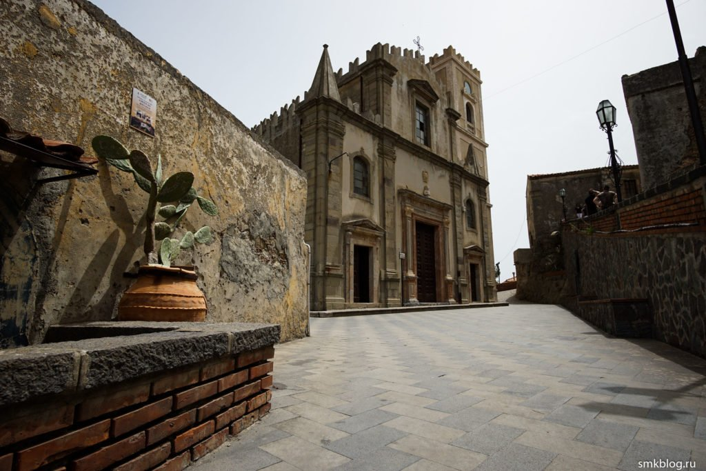 Церковь святого Николая Савока