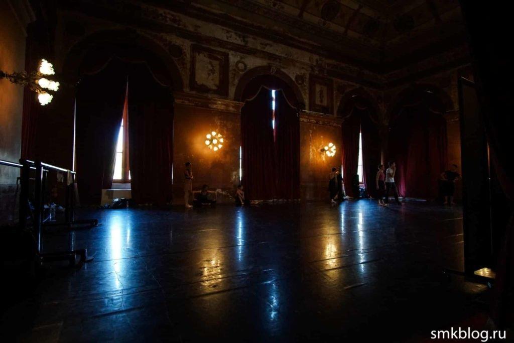 Театр Массимо балет