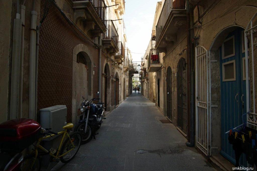 ortygia street