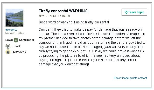 firefly отзыв