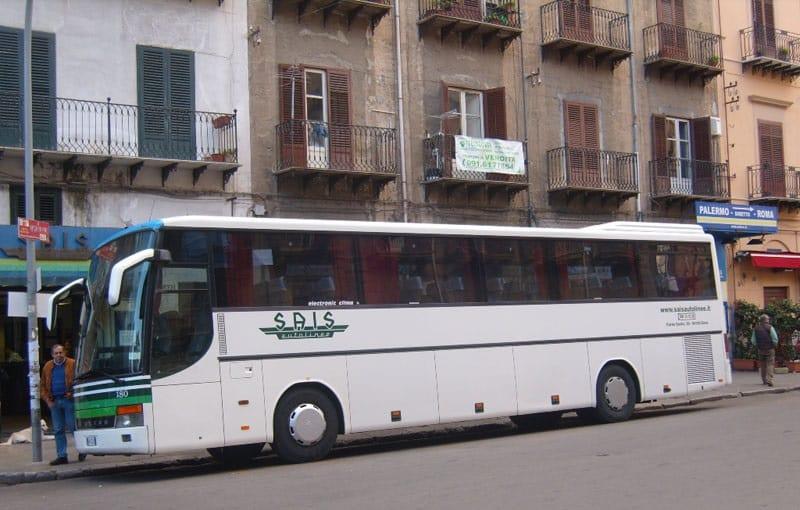 Автобус Катания - Палермо