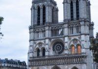 Собор Парижской Богоматери или Notre-Dame de Paris