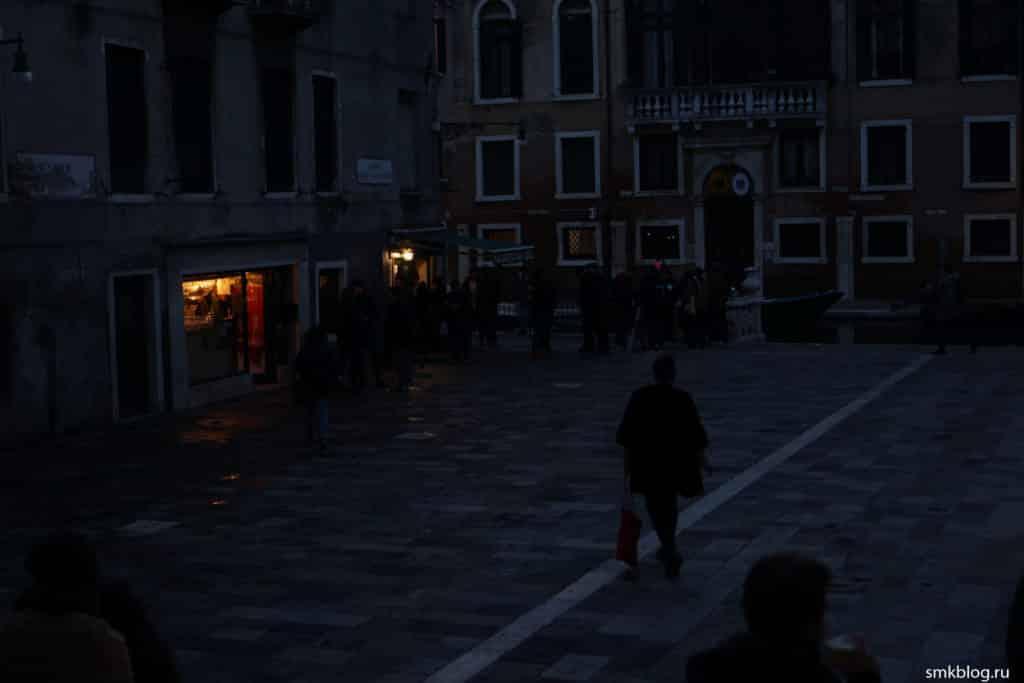 Как недорого поесть в Венеции