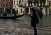 Acqua alta в Венеции, или как мы промочили ноги