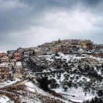 Снег на Сицилии