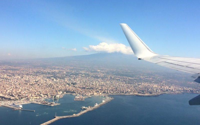 Аэропорты Сицилии.