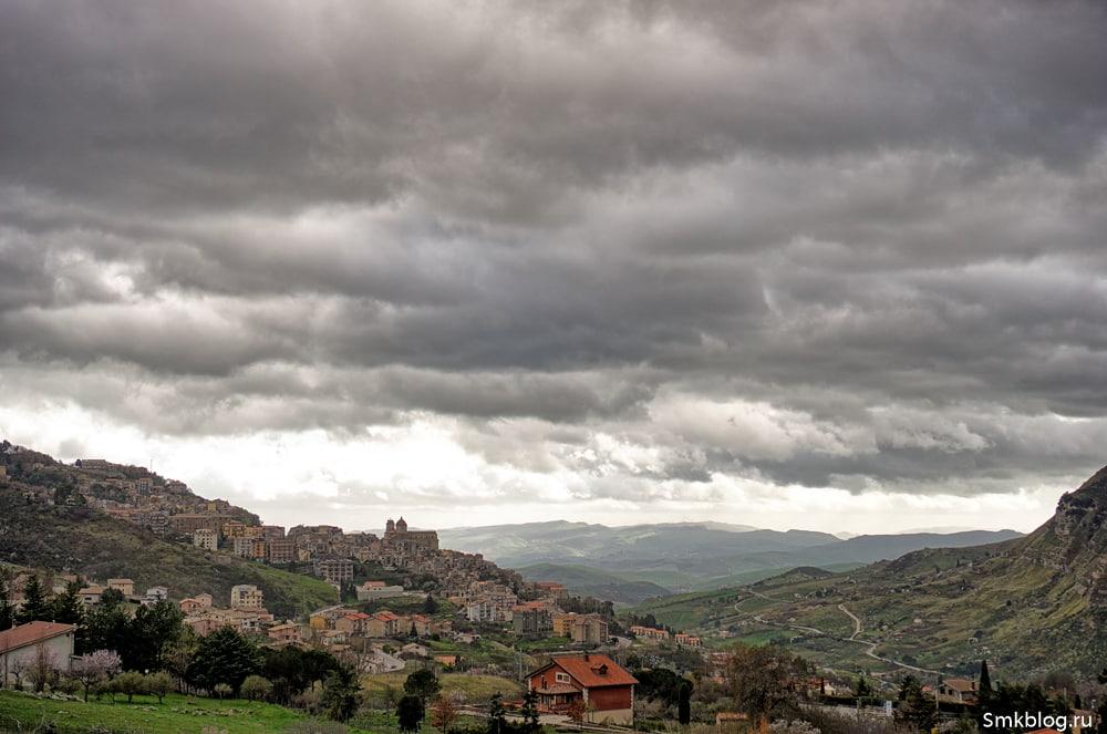 Виды Сицилии