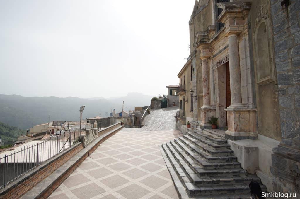 Casalvecchio Siculo Chiesa Madre