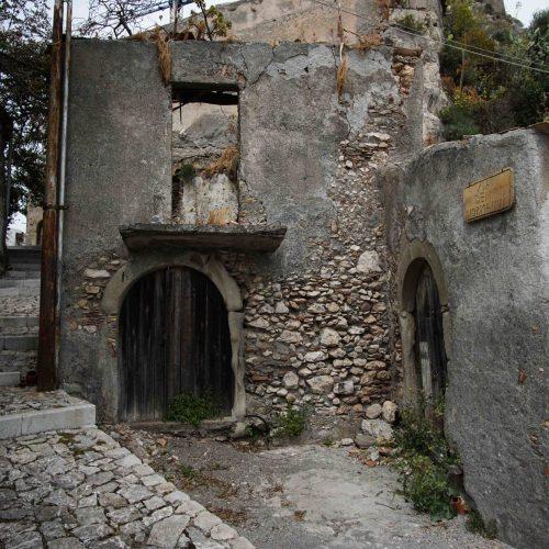 11. Старые дома в Форце ди Агро
