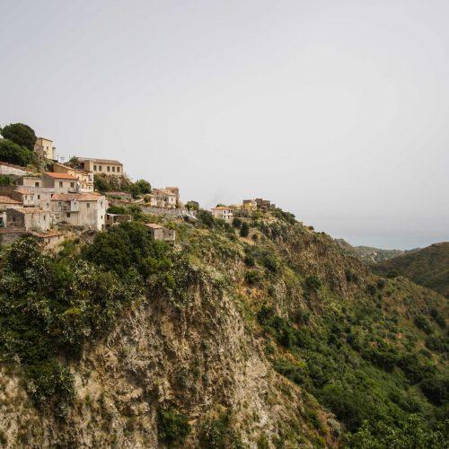 Красивые горные города