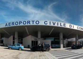 Аэропорт Комизо