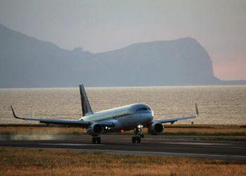 Аэропорт Палермо взлет