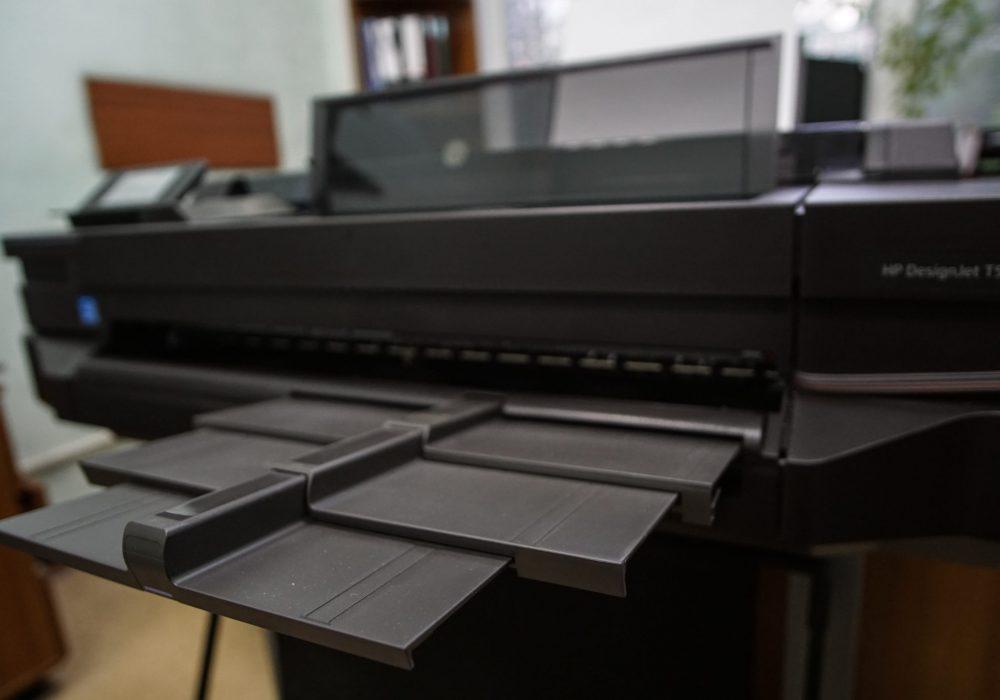 HP T520 кассета А3