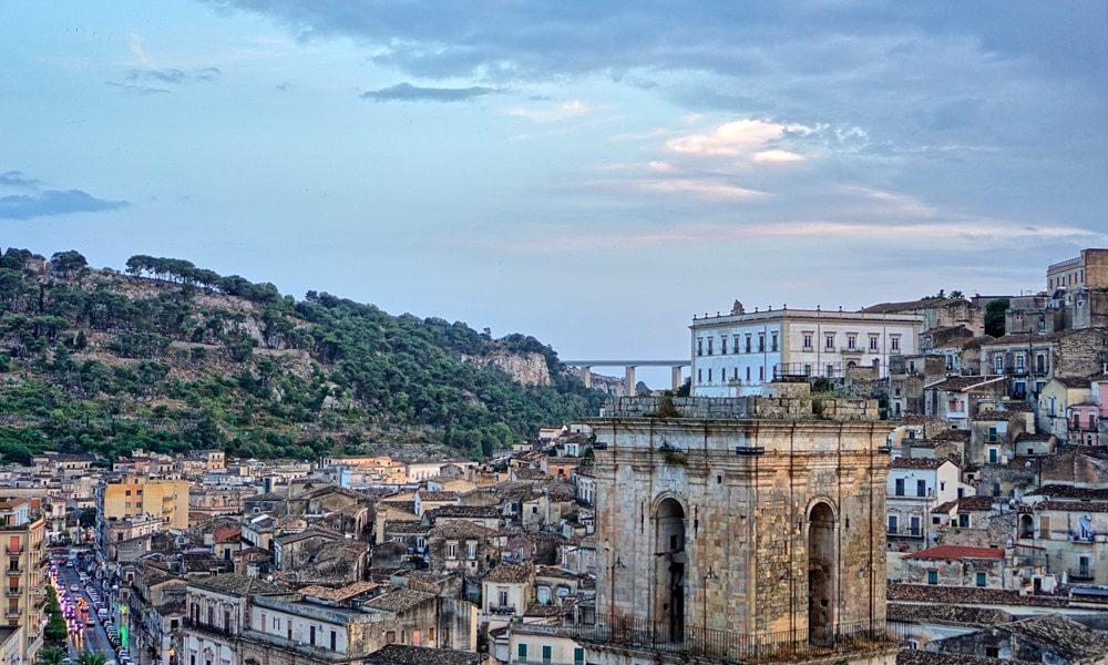 Модика Сицилия