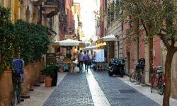 Улочка в Вероне