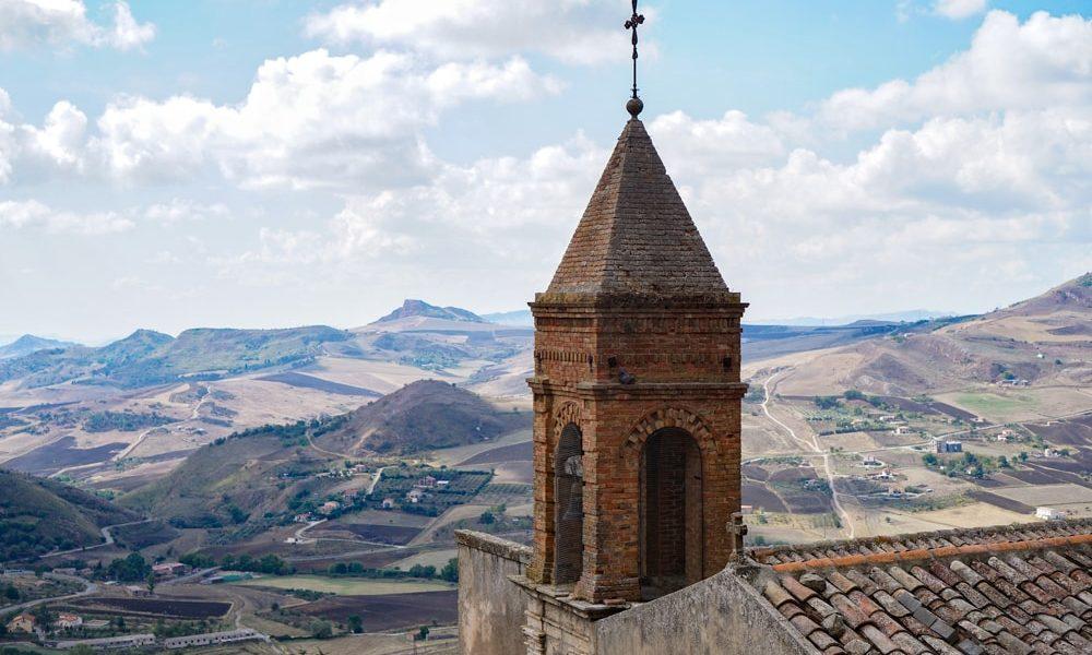 Виды Сицилии Ганджи