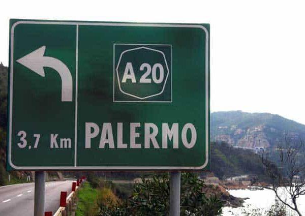 Палермо знак